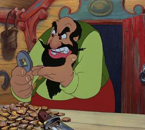 Pinocchio stromboli