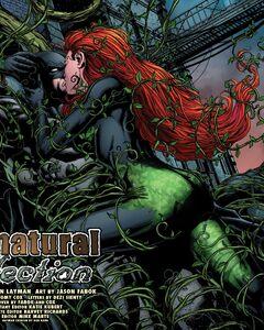 Poison Ivy and Batman Detective Comics 14