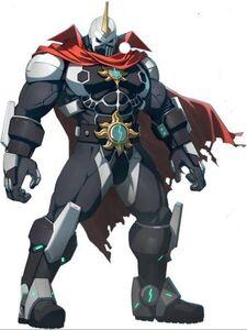 Shadowgeist Fighting EX Layer