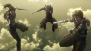 Anti-Personnel Control Squad Anime