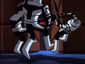 Batman Beyond Bruce allows Terry to use the batsuit