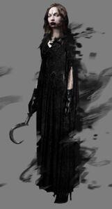 Cassandra Concept Art