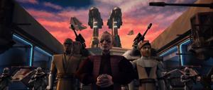 Chancellor Palpatine military