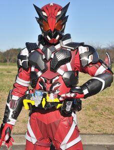 Kamen Rider Ikazuchi 2