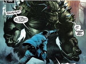 Killer Croc Prime Earth 0126