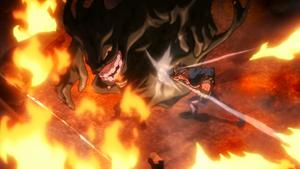 Sludge Villain vs Pro Heroes