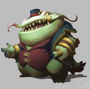 Tahm Kench Concept Art
