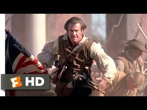 The Patriot (7-8) Movie CLIP - Benjamin Fights Tavington (2000) HD