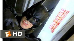 Batman Begins (5 6) Movie CLIP - Train Fight (2005) HD