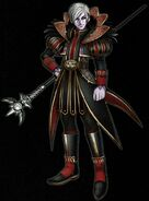 DQXI Jasper (Dark Suit)