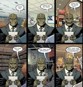 Killer Croc Prime Earth 0026