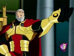 The Batman Maxie Zeus