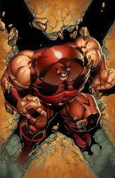 X-Men Black - Juggernaut Vol 1 1 Virgin Variant