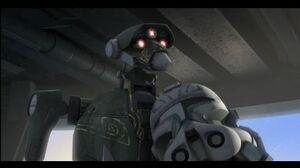 ★ Captain Rex Meets Droid General Kalani Star Wars Rebels Season 3 Episode 5 The Last Battle