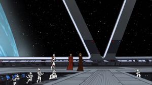 Anakin Obi-Wan Cody