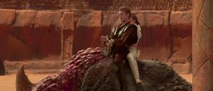 Anakin Skywalker reek ride