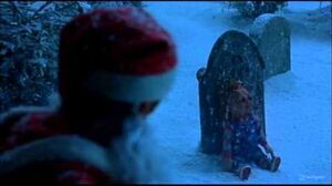 """CHUCKY VS SANTA CLAUS ((YOU'RE NOT REAL)) HD """"SEED OF CHUCKY"""""""
