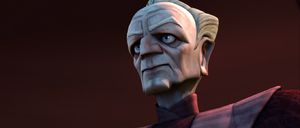 Chancellor Palpatine states