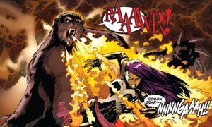 Demon bear08