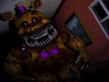 Nightmare Fredbear (Five Nights at Freddy's 3-4)