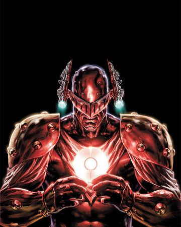 Prometheus Dc Villains Wiki Fandom
