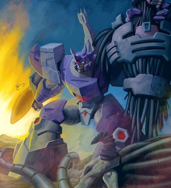 Galvatron (IDW Comics)