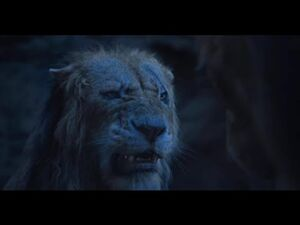 How Scar Tells Simba That He Killed Mufasa - Lion King Clip - Trailers For You