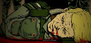 Metze-death