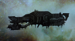 Oppressor-Class Warship (Corporation, The Dragon Awoken)