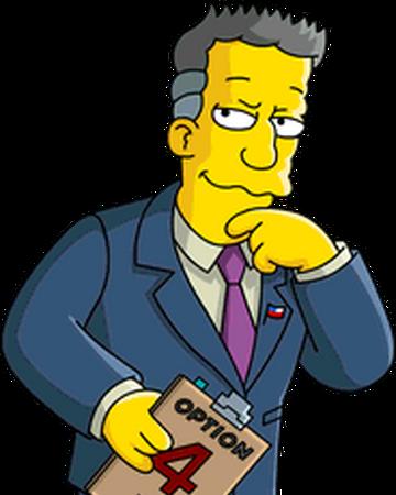 Russ Cargill Villains Wiki Fandom