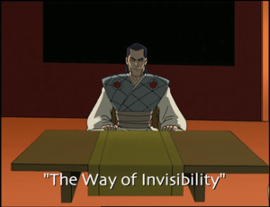 The Way of Invisibility