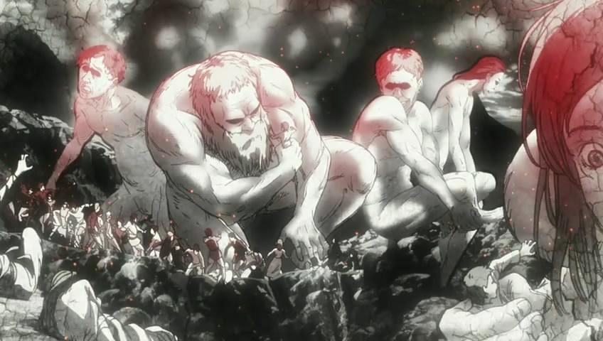 Titans Attack On Titan Villains Wiki Fandom