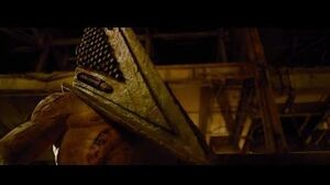 """Silent Hill Revelation"" Pyramid Head Final fight Scene"