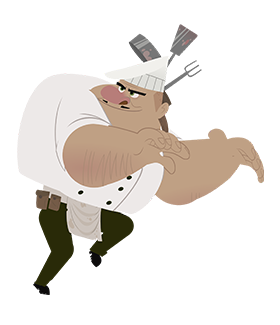 Gaston Gourmand
