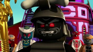 Lord Garmadon (Pirates vs. Ninja)