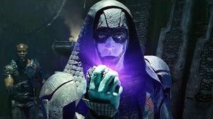 Ronan Challenges Thanos Scene - Guardians of the Galaxy (2014) IMAX Movie CLIP HD