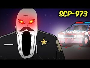 SCP-973 Smokey (SCP Animation)