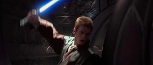 Skywalker lost saber