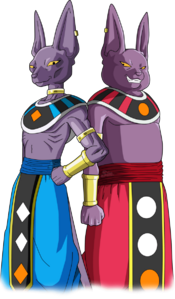 Beerus and Champa