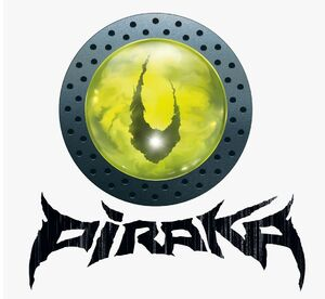 Christian Faber Files Piraka logo