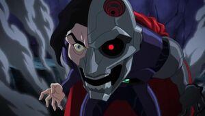 Cyborg Superman Breakdown