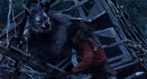 Grey Werewolf Anna