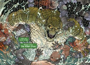 Killer Croc Prime Earth 0113