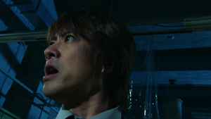 Masamune angry