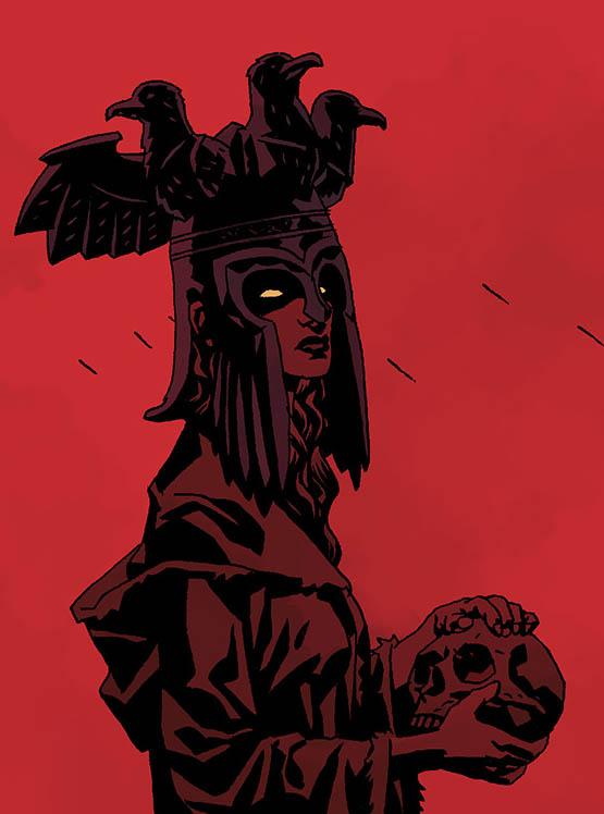 Nimue (Hellboy)