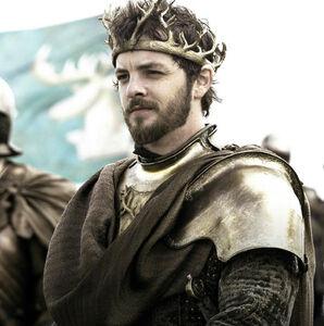 Renly baratheon king