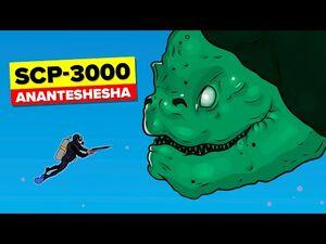 SCP-3000 - Anantashesha (SCP Animation)