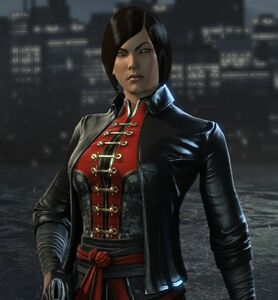 Sandra Wu-San Arkhamverse