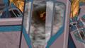 Scorponok in stasis pod