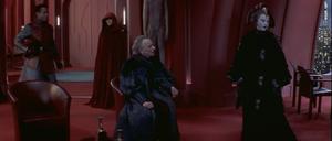 Senator Palpatine concerns